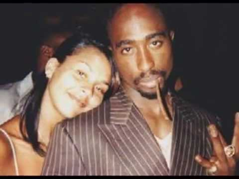 Who was tupac dating at the time of his death