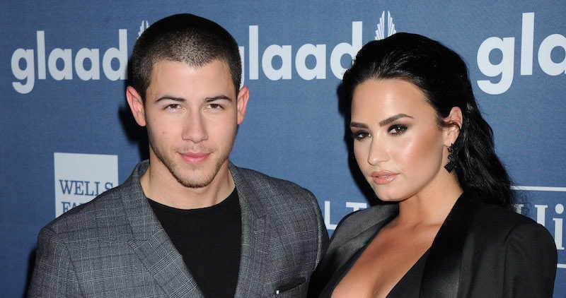 Demi and nick dating
