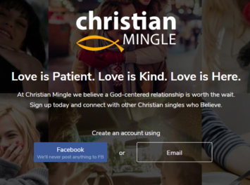 Sign up for christian mingle