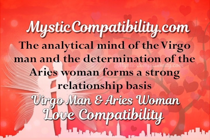 Aries woman and virgo woman love compatibility