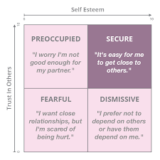 Attachment in adult relationships