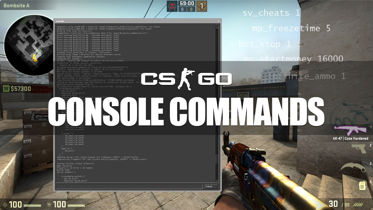 Counter strike go server status