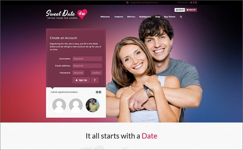 Is starting a dating website a good idea