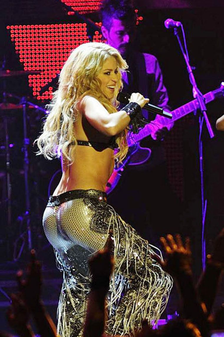 Shakira ass images