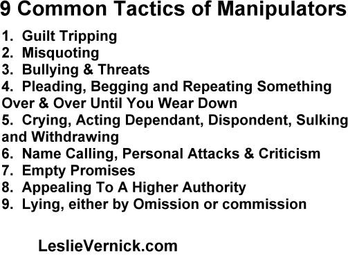 Traits of a controlling man