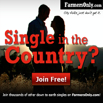 Free farmers dating site without paying