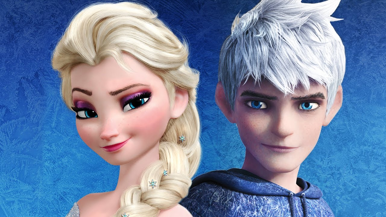 Is elsa dating jack frost