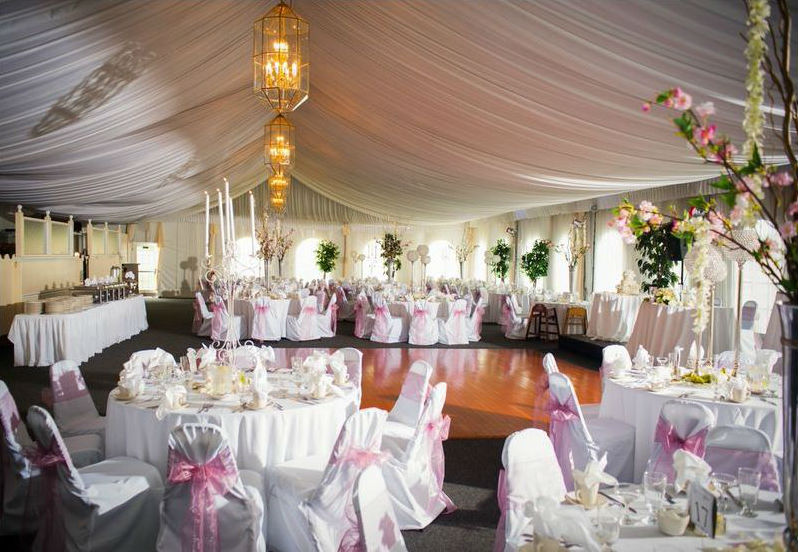 Cheap wedding ceremony and reception venues