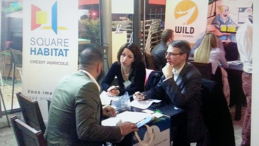 Credit agricole speed dating
