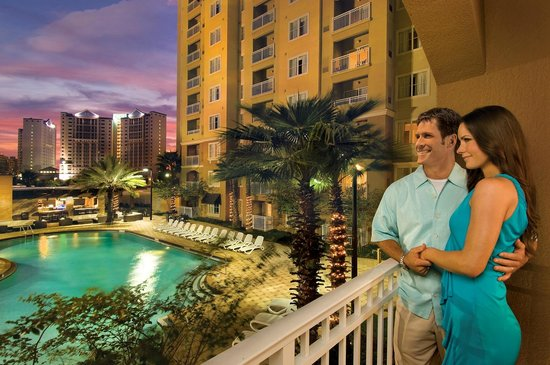 Romantic getaways in orlando