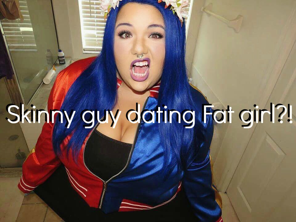 Dating a girl with blue hair