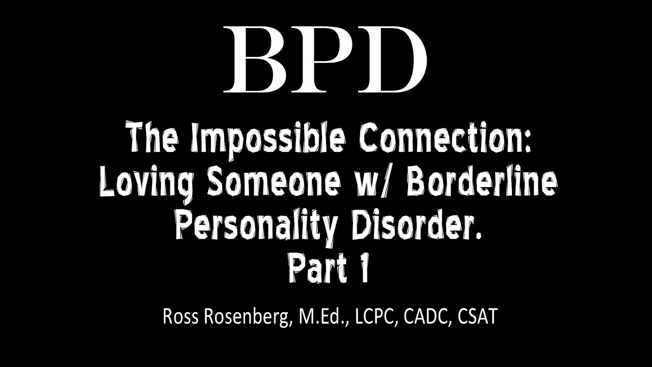Dating a man with histrionic personality disorder
