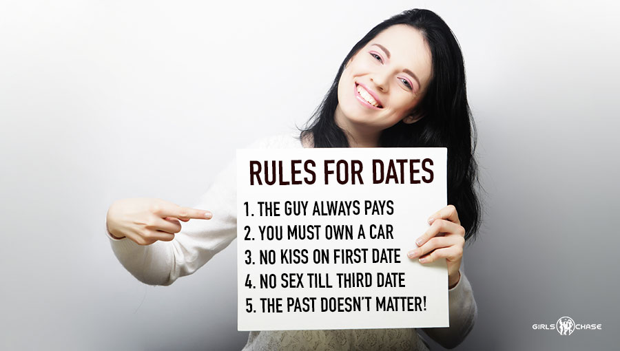 Dating guidelines girls