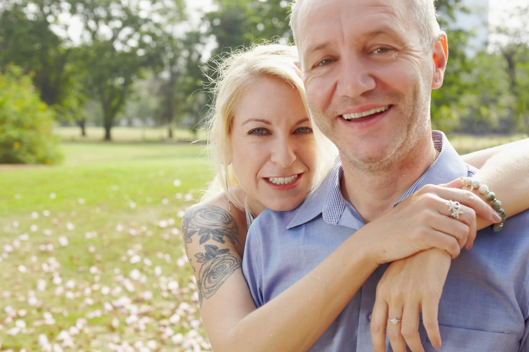 Online dating in your fifties