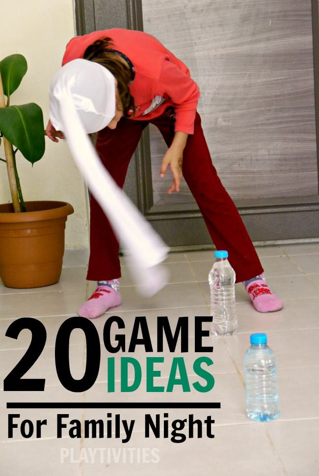 Family game night ideas adults