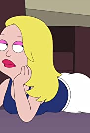 Francine off of american dad