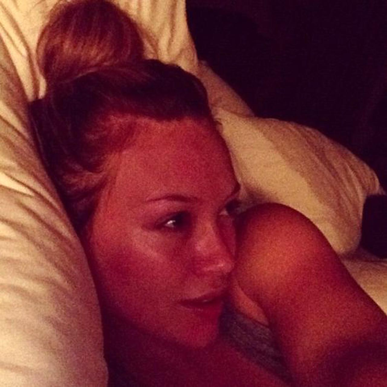 Hilary duff naked video