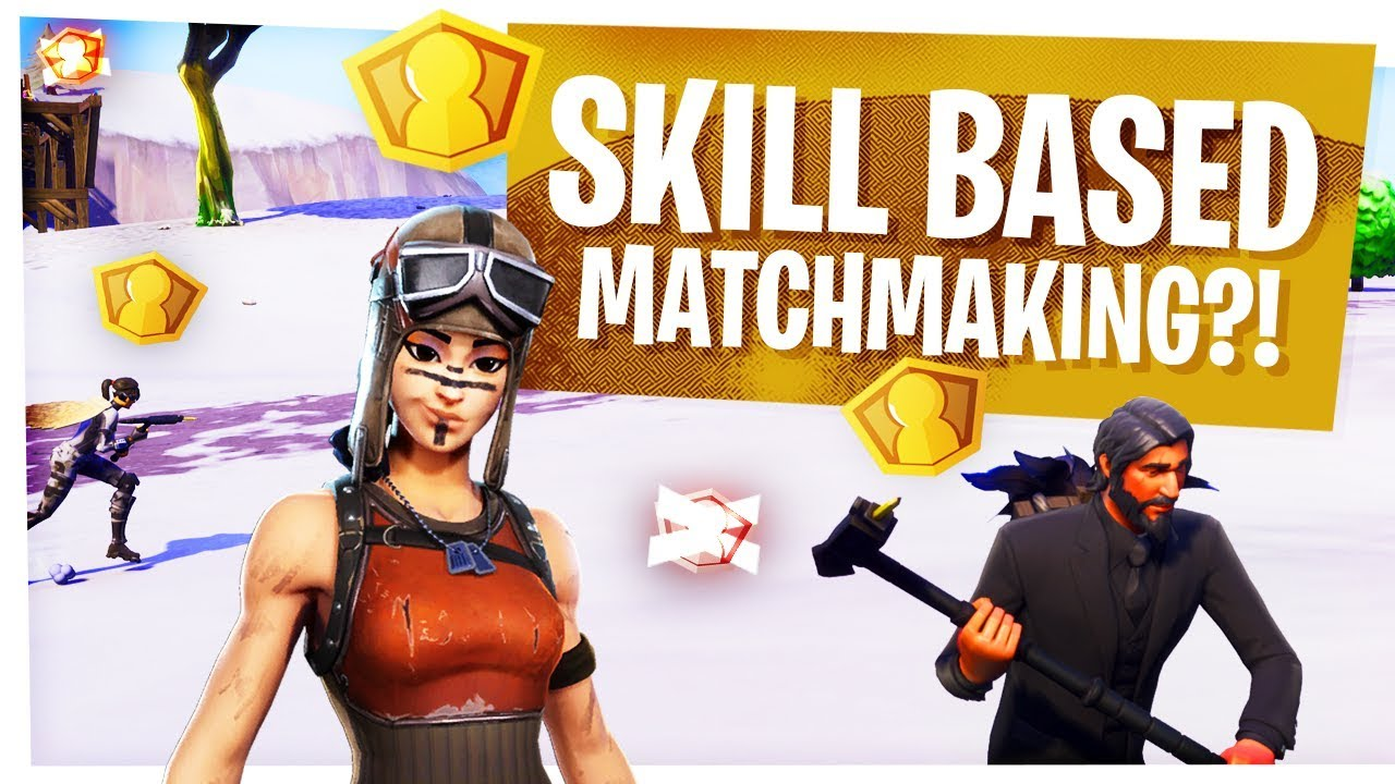 How does skill based matchmaking work