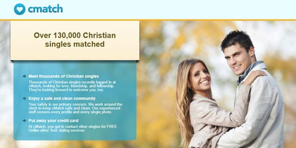 How many christian dating sites are there