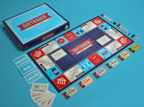 How to make business game board