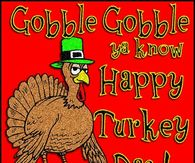 Images of happy turkey day