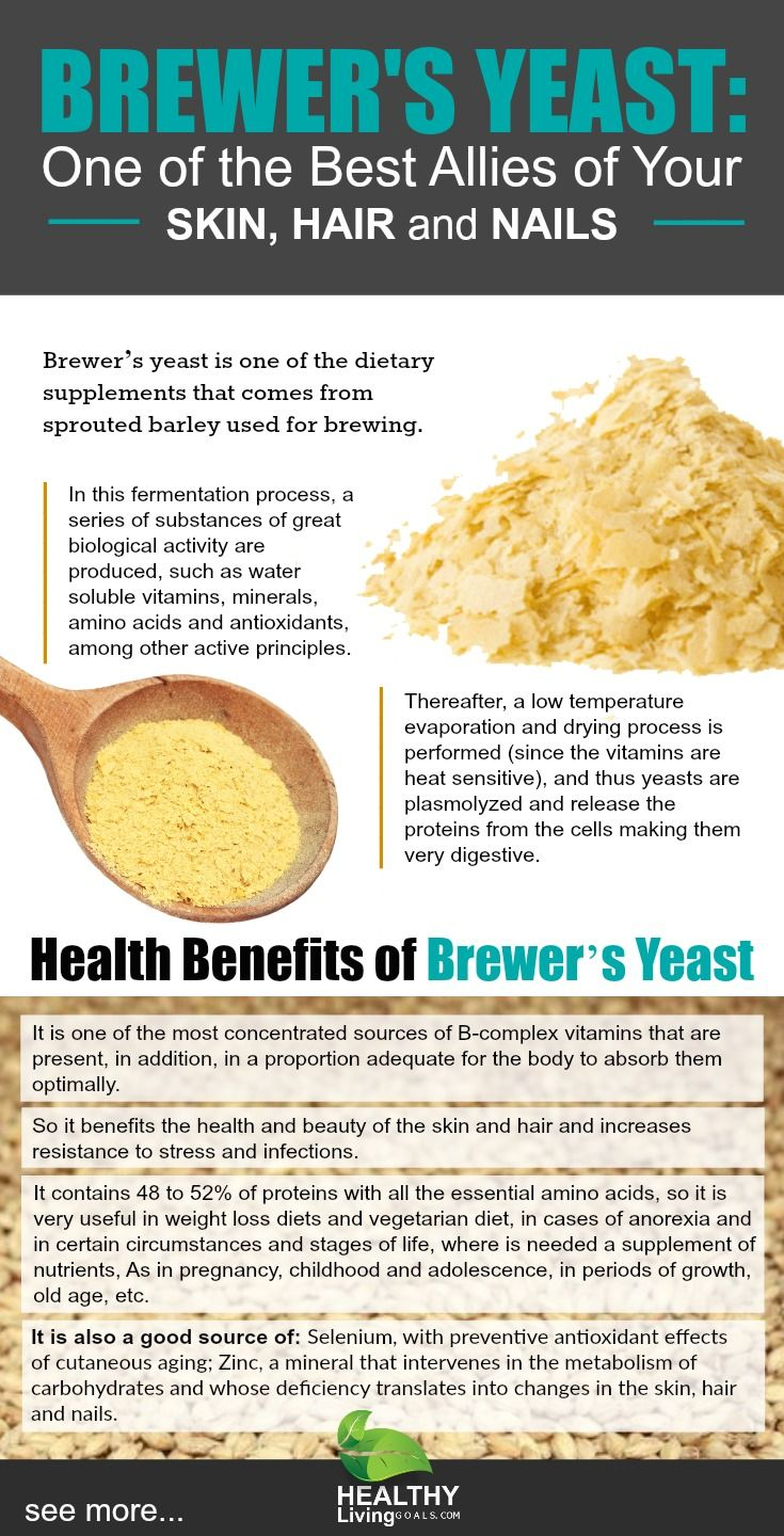 Is yeast good for your hair
