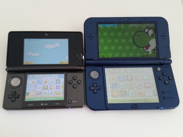 Japanese ds games on american 3ds