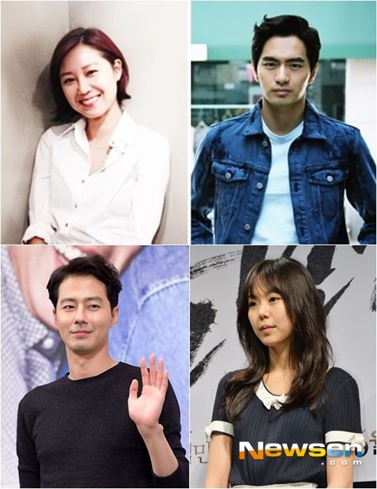 Jo in sung dating kim min hee