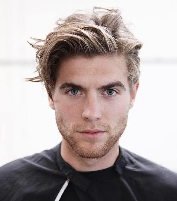 Mens hairstyles for straight hair 2015