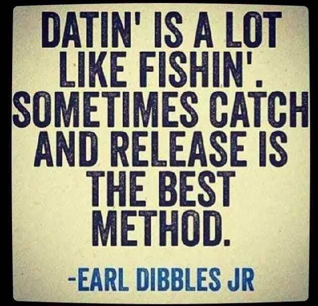 More fish in the sea dating site