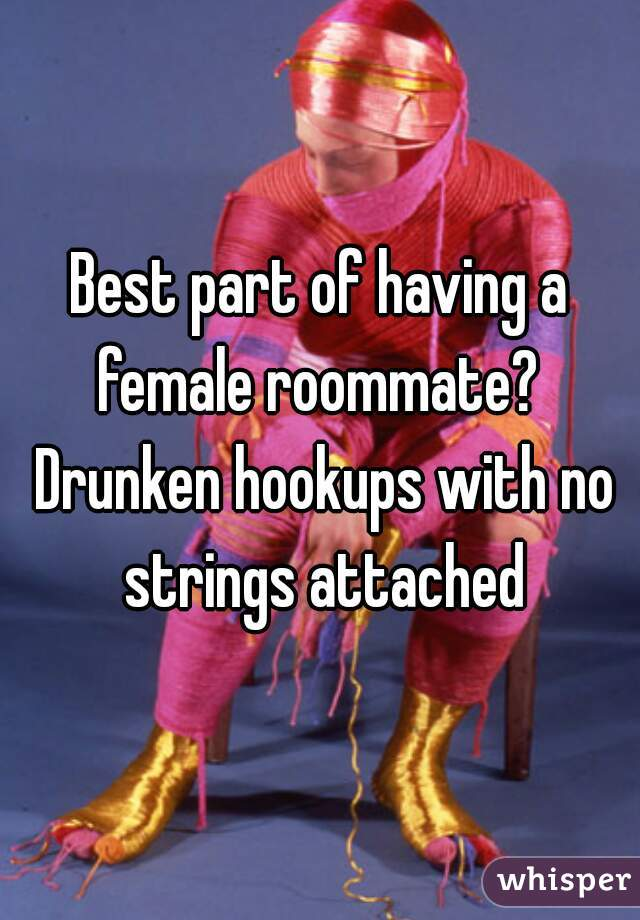 No strings attached hookups