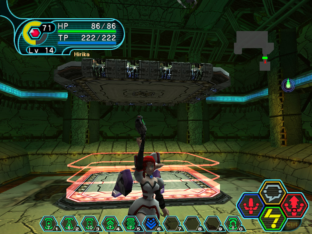 Phantasy star online blue burst release date