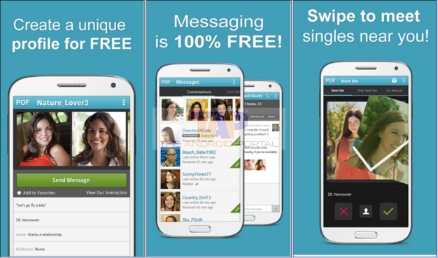 Pof dating site mobile