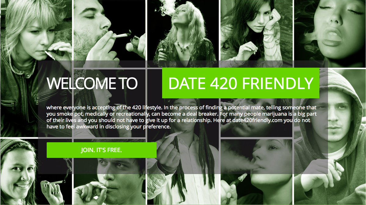 Pot dating