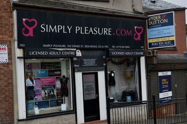 Sex aids shops stoke on trent