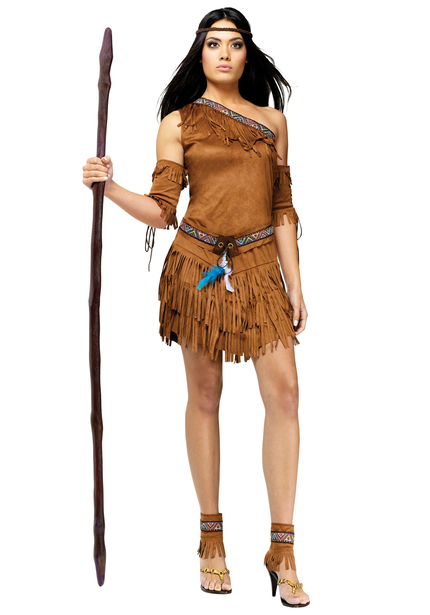 Sexy american indian costume