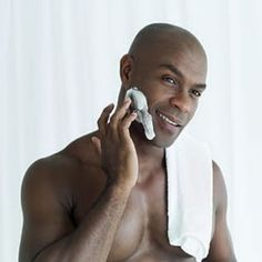 Skin products for black males
