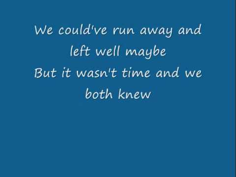 Songs about friends moving