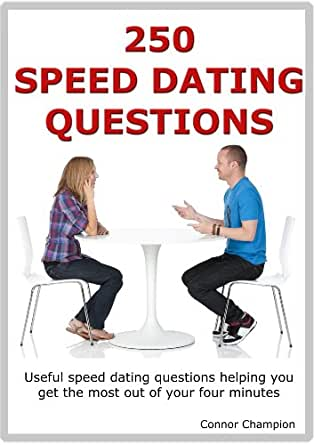 Speed dating questions for women