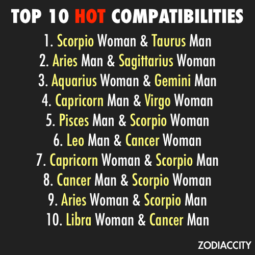 Taurus woman best match