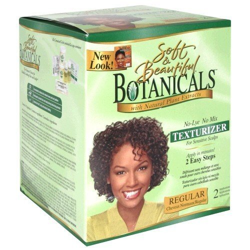 Texturize natural hair without chemicals