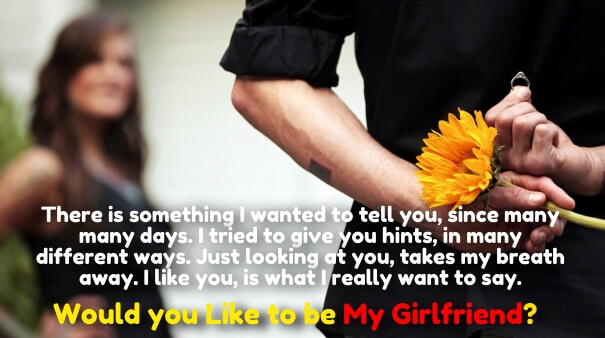 What to say to propose to your girlfriend