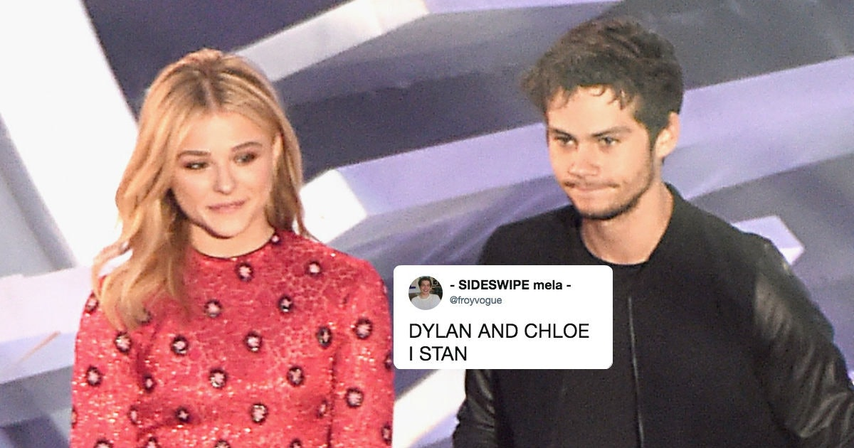 Who is dylan dating