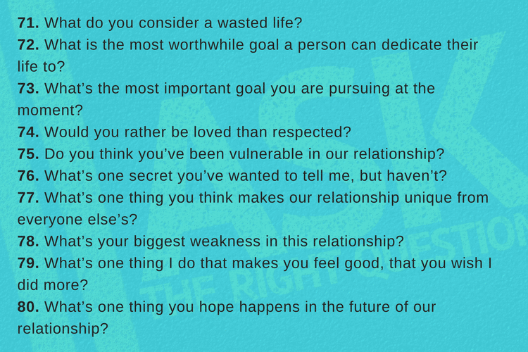 Sexy questions to ask ur boyfriend