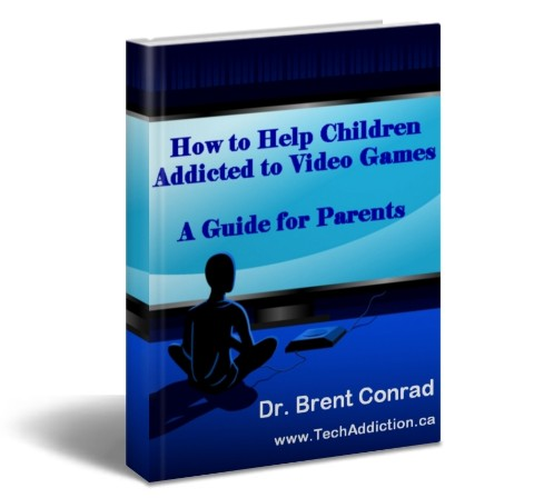 My husband is addicted to computer games