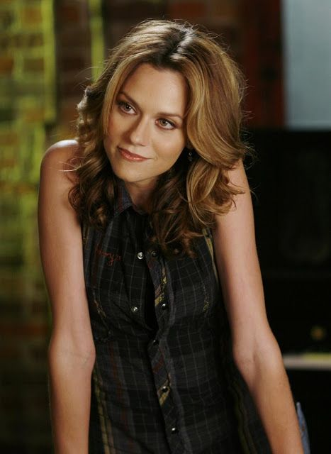 Peyton sawyer from one tree hill