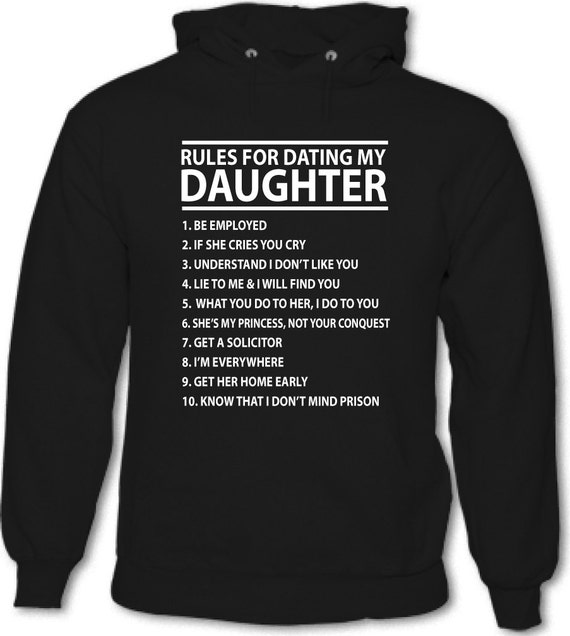 20 rules for dating my daughter