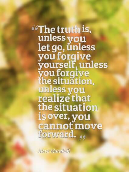 Best quotes for letting go
