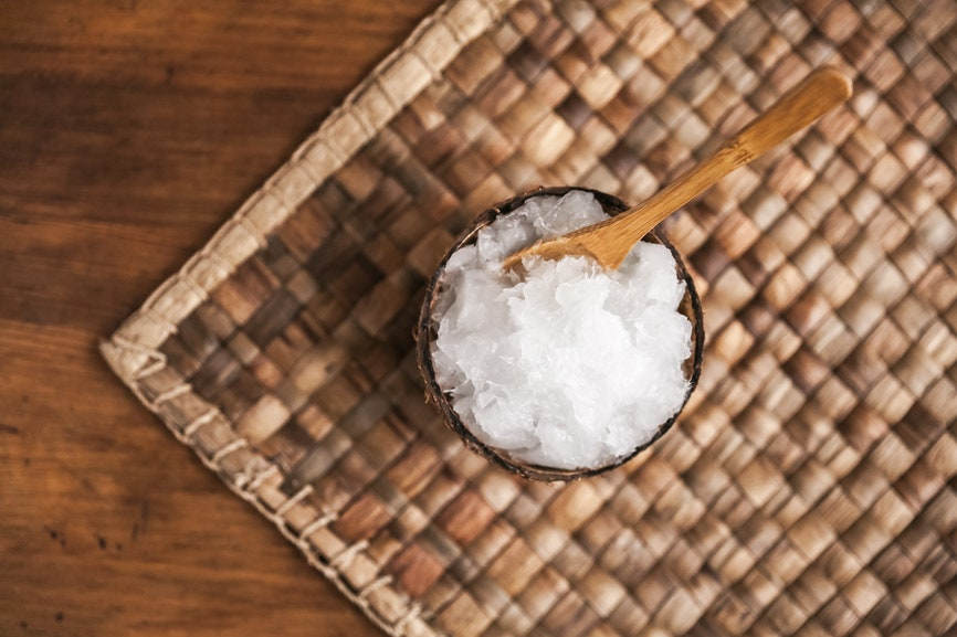 Can coconut oil be used for lube