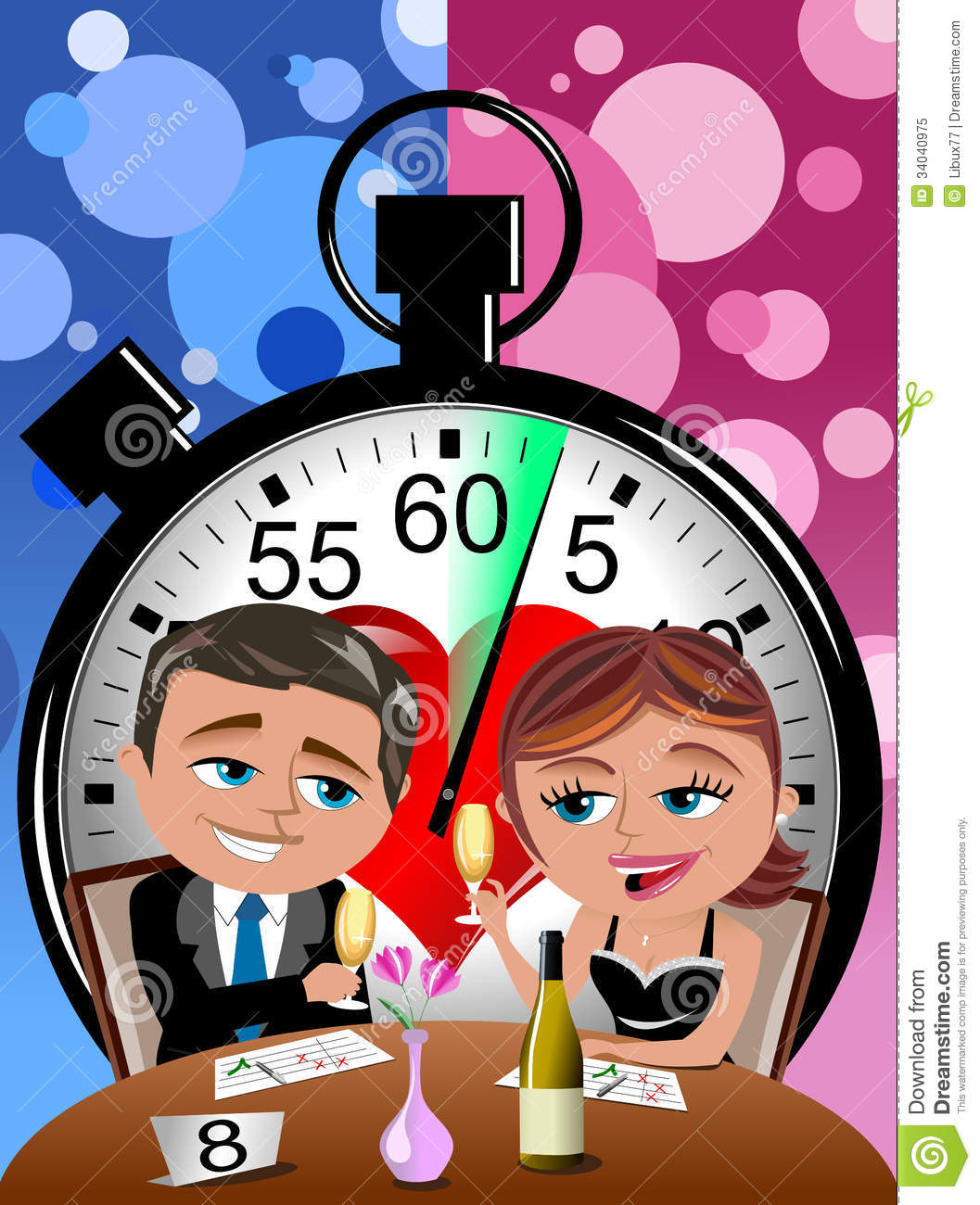 Clip speed dating